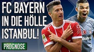 Champions League: FC Bayern mit leichtem Los? | Prognose