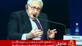 خلاف بين بريماكوف وكيسنجر حول سوريا