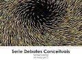 Serie Debates: Sensemaking