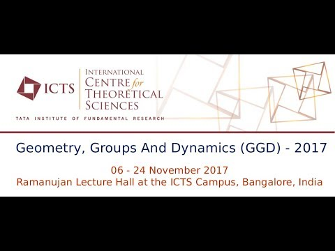 Introduction to hyperbolic groups (Lecture – 01) by Mahan Mj