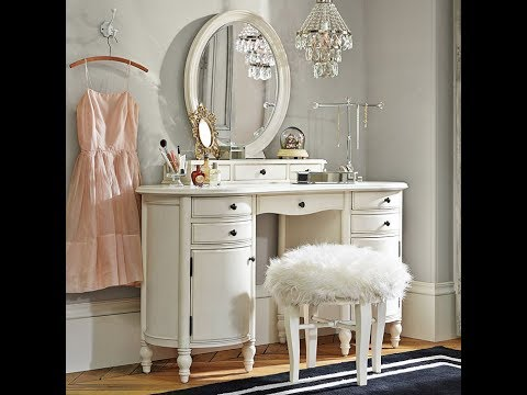 20 Beautiful Makeup Vanity Ideas