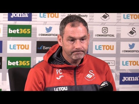 Paul Clement Full Pre-Match Press Conference - Swansea v Leicester - Premier League