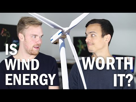 Is Wind Energy Worth It?