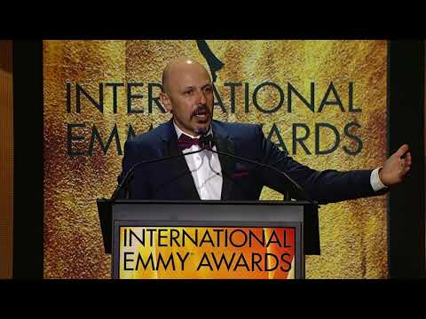 45th International Emmy Awards  hosted by Maz Jobrani