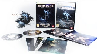 Dark Souls: Prepare To Die Edition Unboxing | Unboxholics