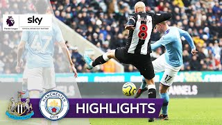 Trotz De Bruyne Hammer nur Remis | Newcastle United - Man City 2:2 | Highlights - Premier League