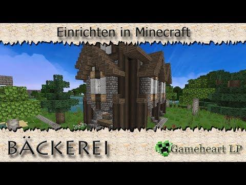 Lets build minecraft mittelalterliches haus innenein doovi - Minecraft haus einrichten ...