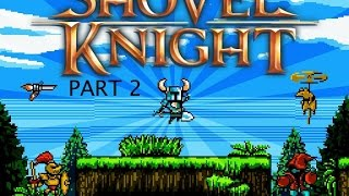 Shovel Knight Xbox One part 2- I am the new king