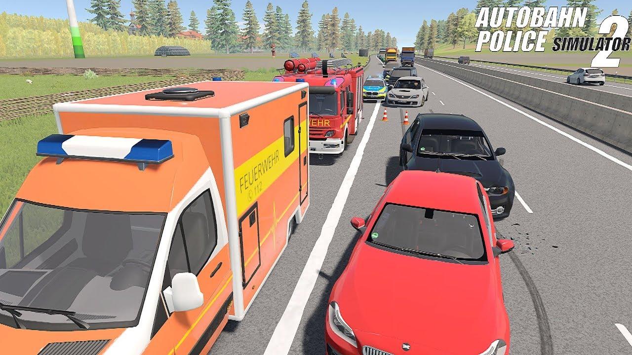 autobahn polizei simulator 2 apk