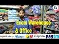 eCommerce Warehouse & Office
