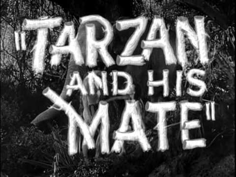 Tarzan and His Mate Official Trailer #1 - Paul Cavanagh Movie (1934) HD Travel Video