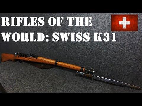 Rifles of the World: Swiss K31