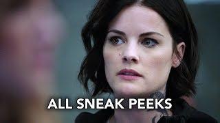 """Blindspot 3x22 All Sneak Peeks """"In Memory"""" (HD) Season Finale"""