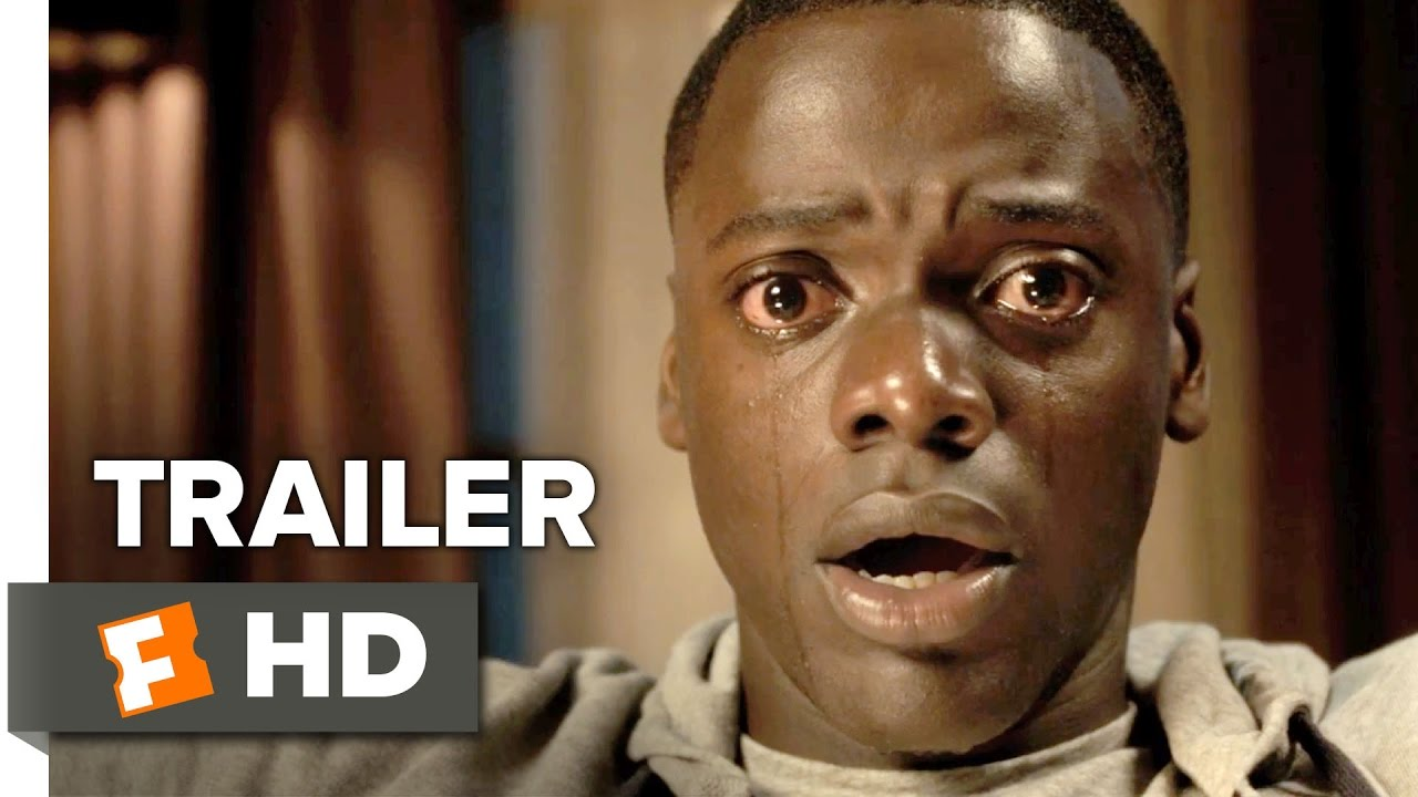 Image result for Get Out official trailer images