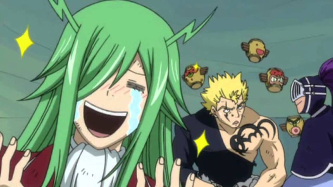Fairy Tail No Ones Slick As Laxus Youtube