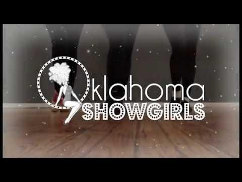 Happy Holidays from Oklahoma Showgirls 2016