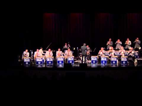 Glenn Miller Orchestra - at LMHS - January 19, 2015