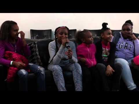 IPTV: Gualla Girlz Interview
