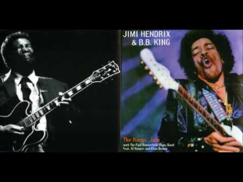 1968   BB King & Jimi Hendrix   The King's Jam   Live