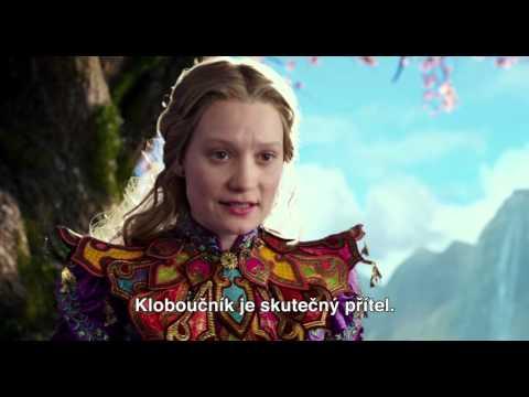 Alenka v Říši divů: Za zrcadlem - HD trailer E - české titulky