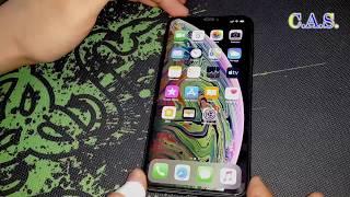 iphone XS Max - прошивка, Iphone отключен, подключитесь к Itunes