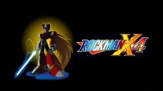 ロックマンX4ゼロ編 ストーリーアニメ【全編】