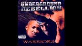 Underground Rebellion - Throw Your Hands Up (Rmx)