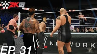 WWE 2K16 My Career Mode - STING MIND GAMES! (EP. 31) [WWE MyCareer PS4/XBOX ONE/NEXT GEN Part 31]