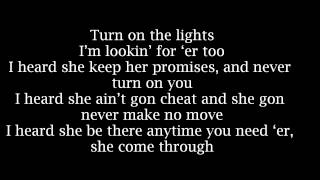 Future - Turn On The Lights ( With Lyrics )