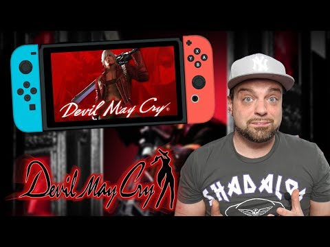 Devil May Cry HD Switch REVIEW - Worth The $20?