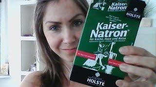 Natron  Hairwash / Graue Haare adé / Wachstum / Haare waschen / Apfelessig