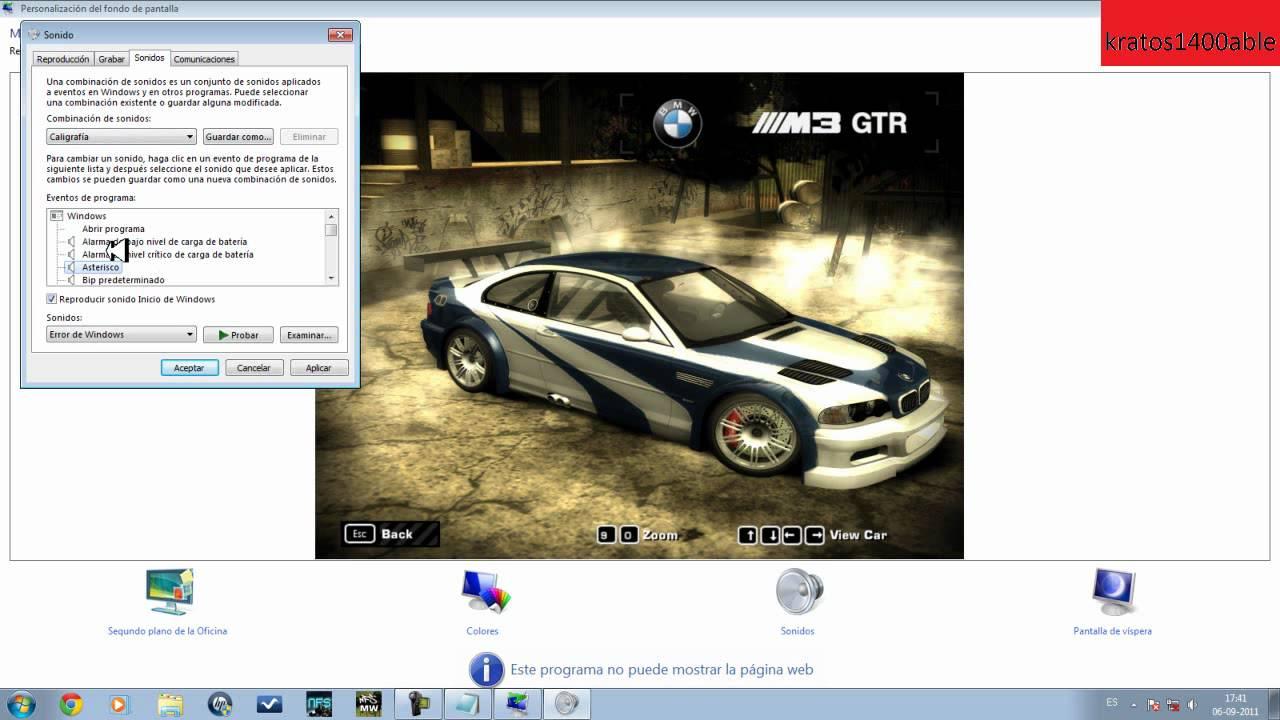 Como usar o background image - Como Usar Starter Background Changer