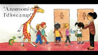JOE AND SPARKY GO TO SCHOOL book trailer