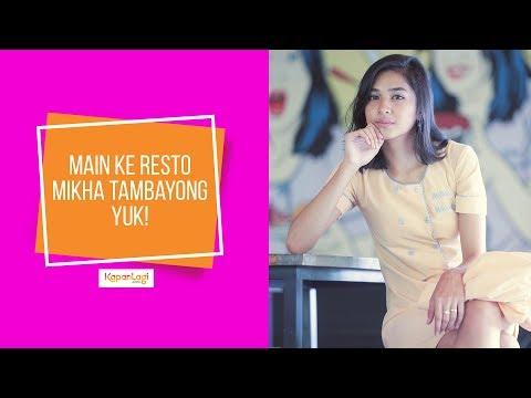 Tengok Restoran Terbaru Mikha Tambayong Yuk!