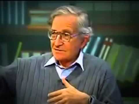Noam Chomsky  On The Philosophy Of Mind