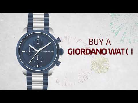 Great Offer On Giordano Watches...harriup Offer Till Stock Last