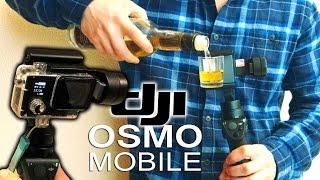 El Mejor Accesorio para Grabar | Gimbal GoPro Camara y Movil - Estabilizador DJI Osmo Mobile