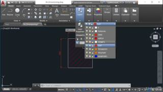 DIM Command | AutoCAD: Effective Annotating from LinkedIn Learning