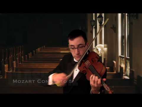 Mozart Violin Concerto 5