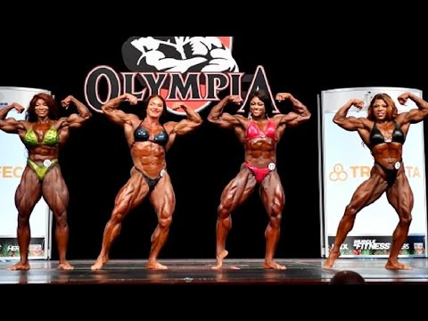 MS. OLYMPIA -