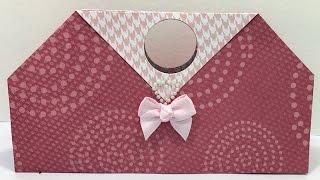 Purse/Card Wedding Favor Smaller Version by Request