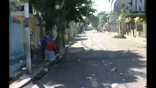 Se enciende Capotillo en reclamo de libertad jóvenes detenidos por DNCD