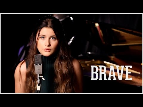Brave - Sara Bareilles (Savannah Outen Acoustic Cover)