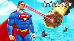 GTA 5 als SUPERMAN spielen!