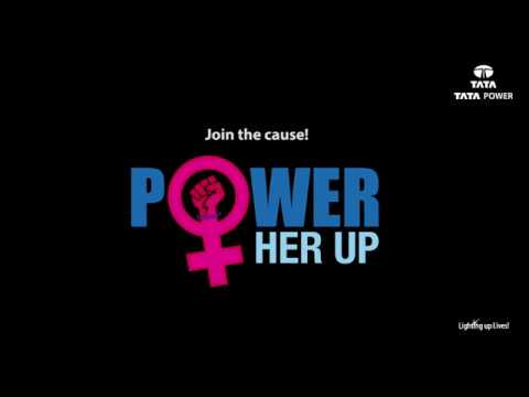 Power Her Up: Pledge to make a difference!