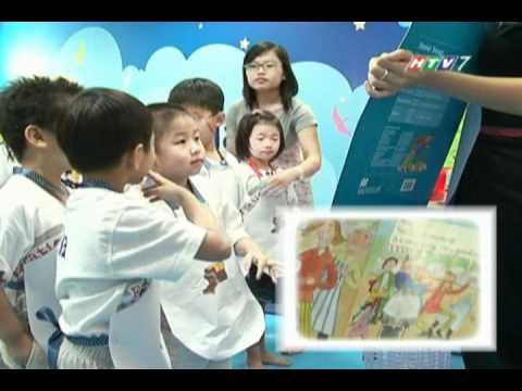 "ILA - Vui Hoc Tieng Anh - Lesson: Story ""Stone Soup"""