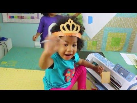 Vương miện giấy trẻ em [Vàng thật]