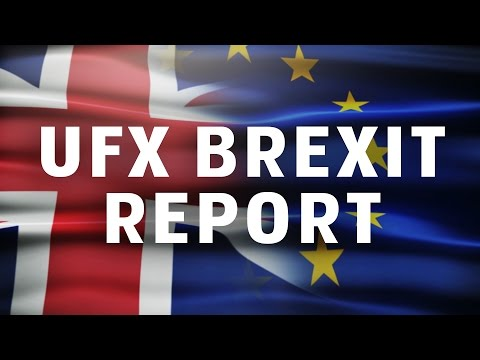 UFX Daily Forex Currency Trading News 23-June-2016. BREXIT Report
