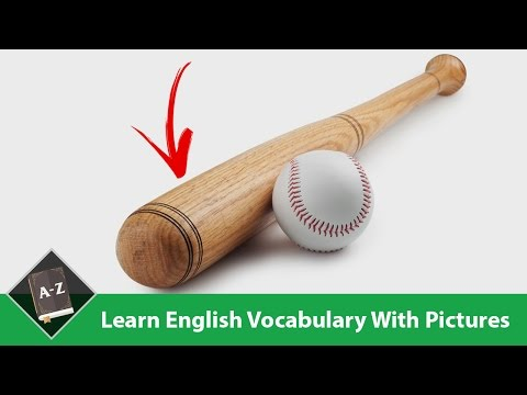 Learn English - English Vocabulary - Recreation/ Sports Equipment- Part 2/2
