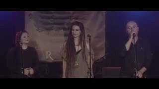 IRFAN -  Salamander (Dead Can Dance cover) - Live at Poppodium De Peppel, Zeist (NL)